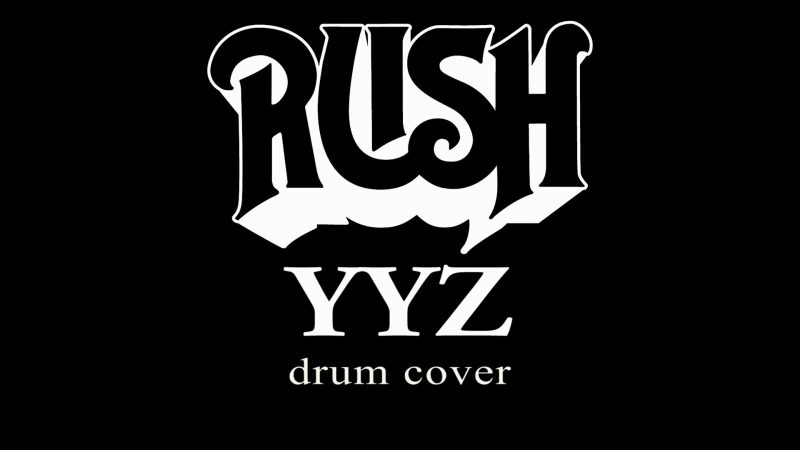 RUSH - YYZ (drum cover)