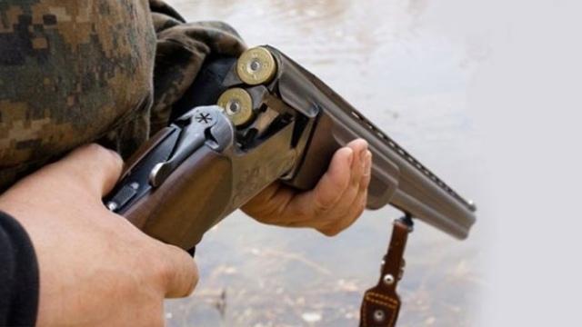 В Урупском районе задержаны 10 мужчин с огнестрельным оружием