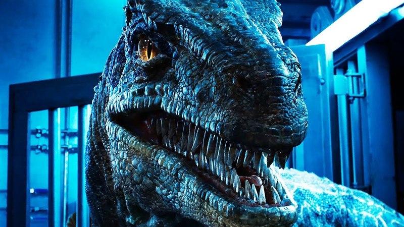 Мир Юрского периода 2 (3, 2018) Русский трейлер HD | Jurassic World Fallen Kingdom | Брайс Даллас Ховард, Крис Пратт, Джефф Голдблюм