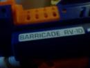 Видео 21 Обзор на BARRICADE RV 10 Аналаг Нёрф Blaze Storm