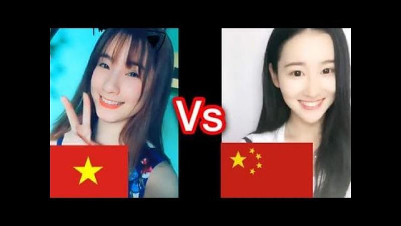 TIKTOK (Việt Nam vs Trung Quốc)