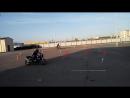 Gymkhana GP Stage 6/ Kirillov Sergey/Honda CB400SF/heat 1/01:03.26