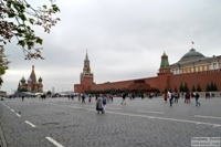 24 июля 2018 - Москва: Красная площадь и окрестности