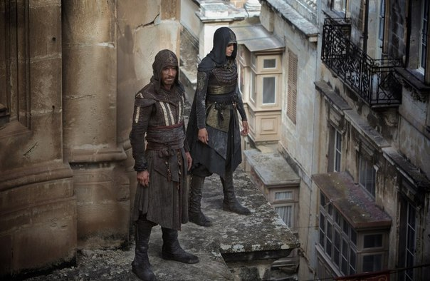 Первый трейлер экранизации Assassin's Creed сМайклом Фассбе