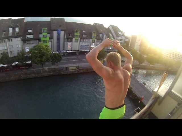 CLIFFDIVING / HIGHDIVING TOUR 2013 *best clips*