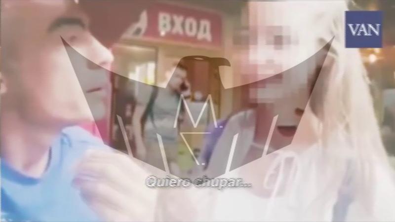 Аргентинец оскорбил Русскую девочку подростка