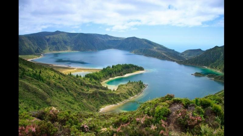 Азорские острова Сан Мигель