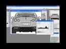 Autodesk 3ds max 2010 modelowanie samochodu Car Modeling part1