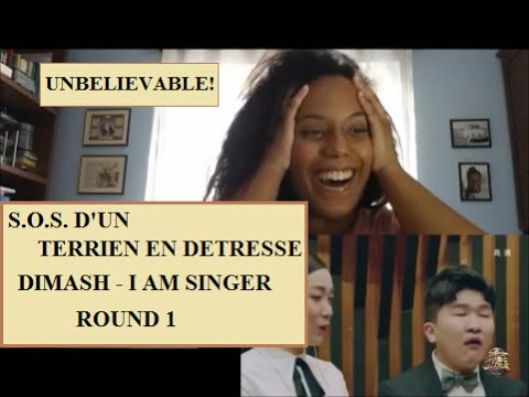Dimash - I am Singer Round 1 (S.O.S. d'un Terrien en Détresse) | REACTION