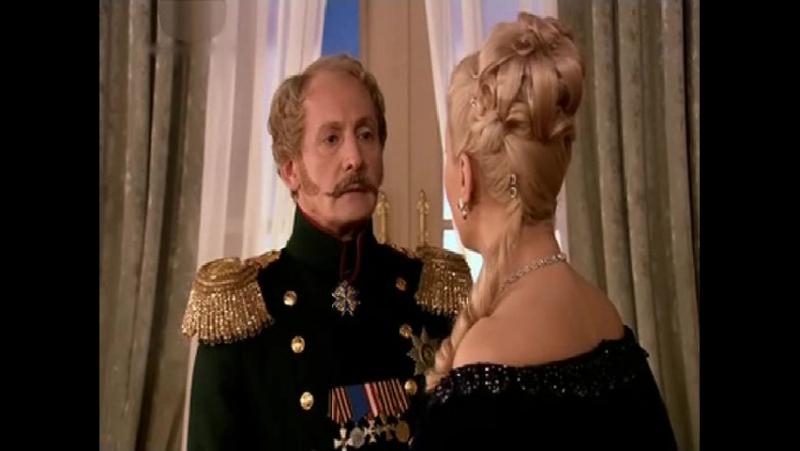 Бедная Настя-Зимний дворец:Императрица пытается убедить своего мужа императора помирится с сыном(club_role_play_bednaya_nastya)