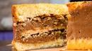 Торт с прослойкой из безе с орехами и заварным шоколадным кремом - Я - ТОРТодел!