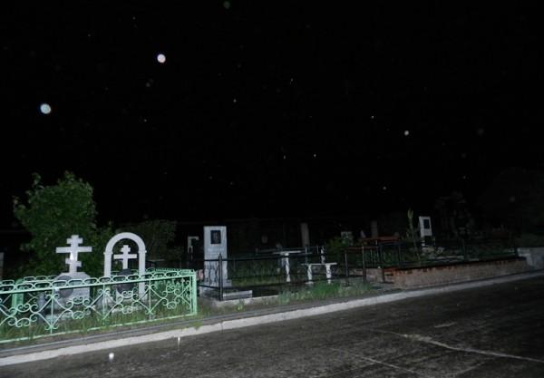 Самарцам запрещено ходить по кладбищу ночью.