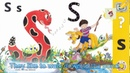 Shape, Sound, Song and Story Of Letter S (Jolly Phonics)