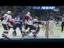 Stamkos smacks a line drive into the net