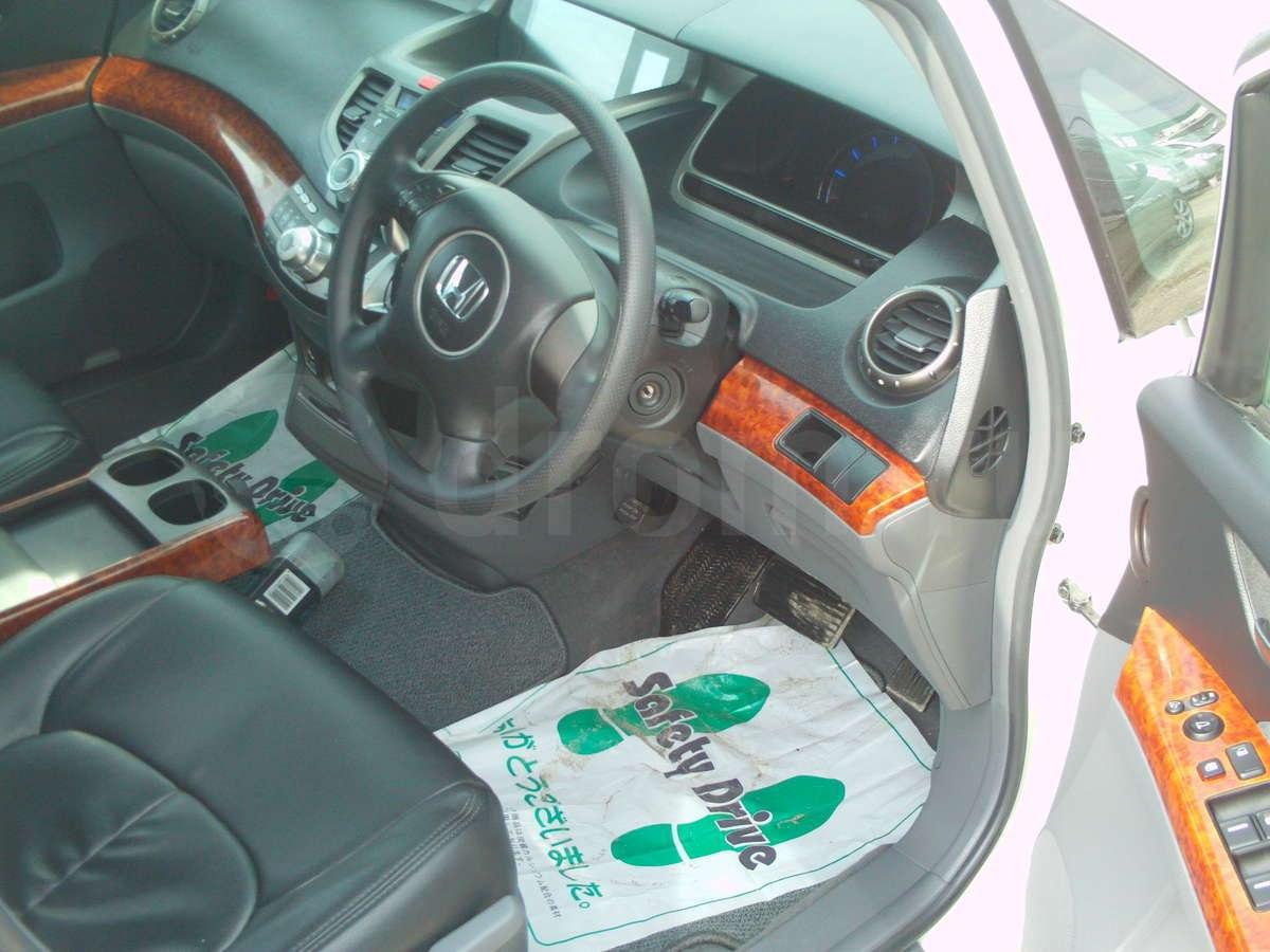 Брак подушки безопасности Honda Odyssey