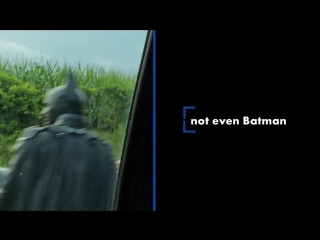 Batman gets pulled over because police wanted a photo