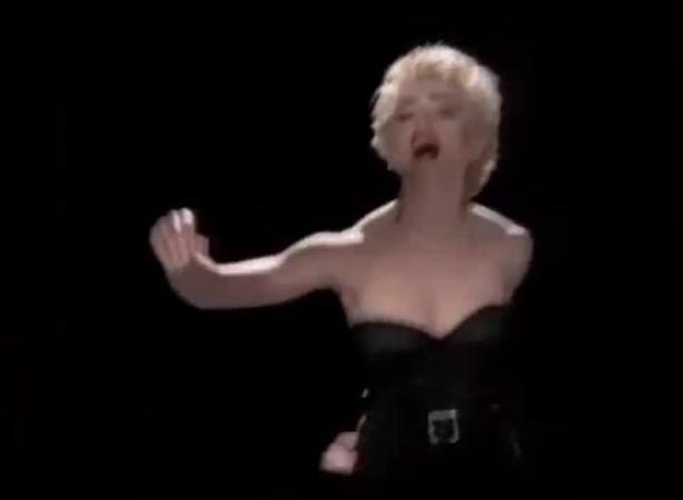 Madonna - Papa Don't Preach · coub, коуб