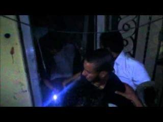 السفير الامريكي ومحاولت اهل بنغازي انقاذ&#160