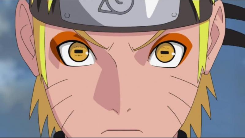 Момент из 163 серии аниме Наруто Ураганные хроники Naruto Shippuuden