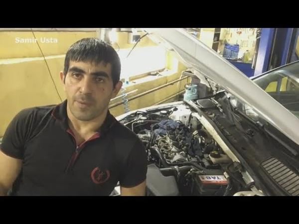 Ford Mondeo 4, 2.0 Dizel, mühərrik, Qara Tustu verir nasazlığın səbəbi, Samir_Usta