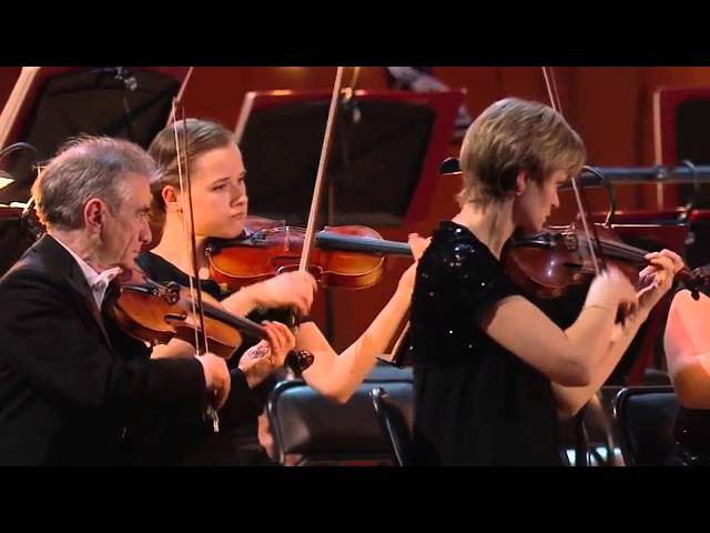 Varvara Kutuzova 12yo Grand Piano Competition 2 тур