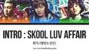 BTS (방탄소년단) – INTRO : SKOOL LUV AFFAIR [Color coded Han|Rom|Eng lyrics]