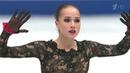 Алина Загитова - чемпионка мира 2019! Произвольная программа. Женщины