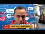 Эмоции Марсело Диаса после ошибка в финале(((