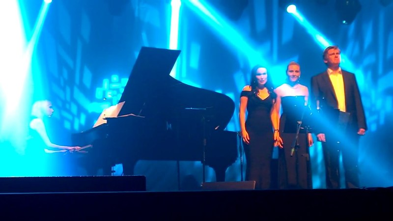 Oi kiitos sa Luojani Armollien - Noche Escandinava III - SANTIAGO CHILE 22-05-18