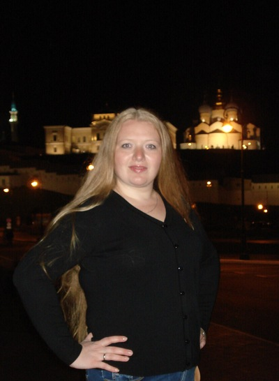 Ирина Моисеева, 15 августа 1986, Казань, id37140598