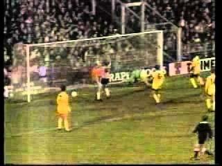 АПД 1990-91 20 тур. Саутгемптон - Тоттенхэм 3-0