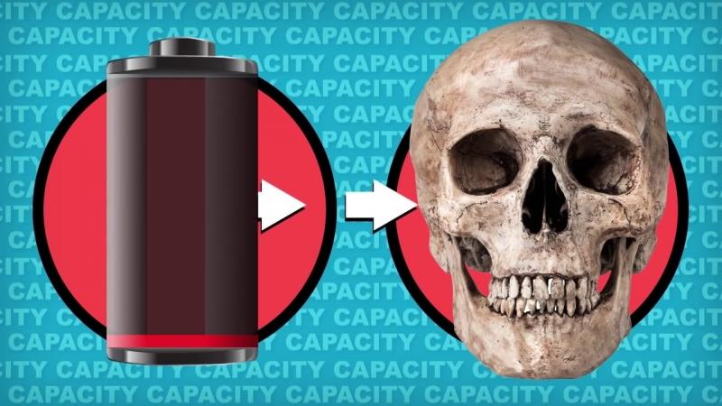 Как продлить жизнь аккумуляторной батареи | Озвучка DeeAfilm