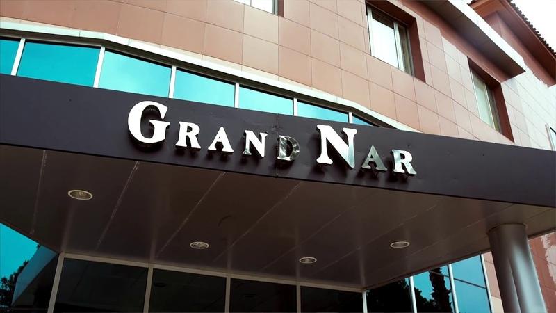 Отель Grand Nar 4* (Кемер). Рекламный тур