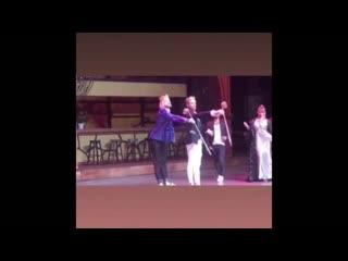 Видео с репетиции юбилейного концерта Аллы Пугачевой