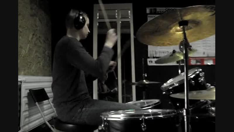 Ярослав Фирсов - Song2(Blur drum cover)