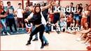 Amazing Brazilian Zouk Dance by Kadu Pires Larissa Thayane at the 2018 DC Zouk Festival