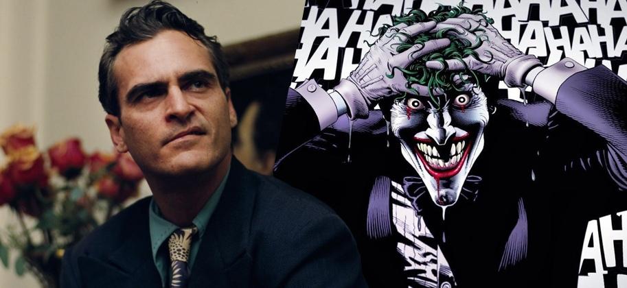 Хоакин Феникс официально утверждён на роль Джокера в сольнике от DC.