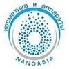 Наноазия СПБ корейская косметика и оборудование