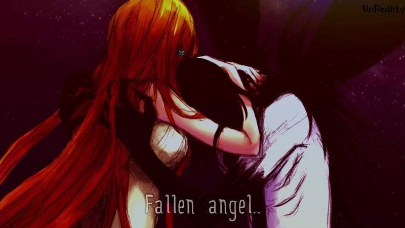 「Nightcore」→ Fallen Angel (Female Version)