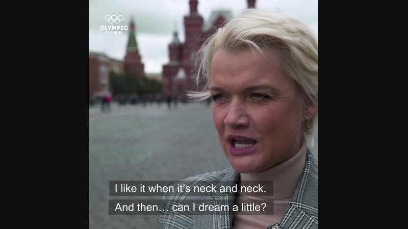 Светлана Хоркина рассуждает о шансах русской команды на чемпионате по гимнастике в Дохе