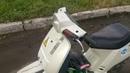 Honda Tact AF05 микро дальнобой