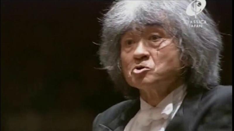 Beethoven Symphony No 9 Ozawa Saito Kinen Orchestra 2002 Movie Live