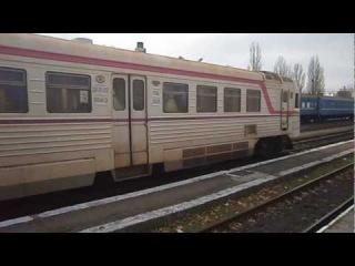 Дизель-поезд производства ПАО