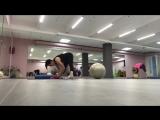 Упражнение для осанки и мышц спины/Семинар «Здоровая спина « SFC