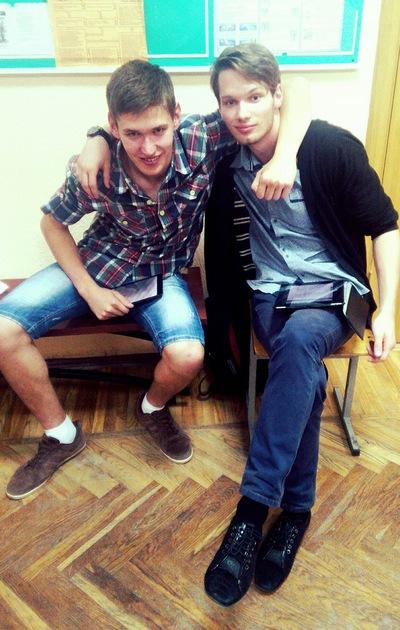 Евгений Красиков, 7 сентября , Санкт-Петербург, id45860824