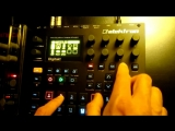 Elektron Digitakt tutorial_ how i use Fill trig condition to change the tune (en