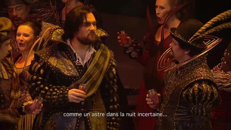 Gaetano Donizetti - Lucia di Lammermoor / Лючия ди Ламмермур (Liège, 2015) fra.sub.