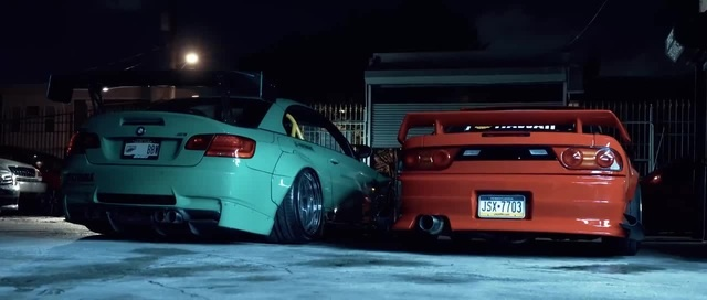 BMW Nissan (Bon Jovi - It's My Life (VINNE Zerky Remix))