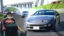 Невероятная БОРЬБА до самого финиша Nissan Fairlady 300ZX и GT5