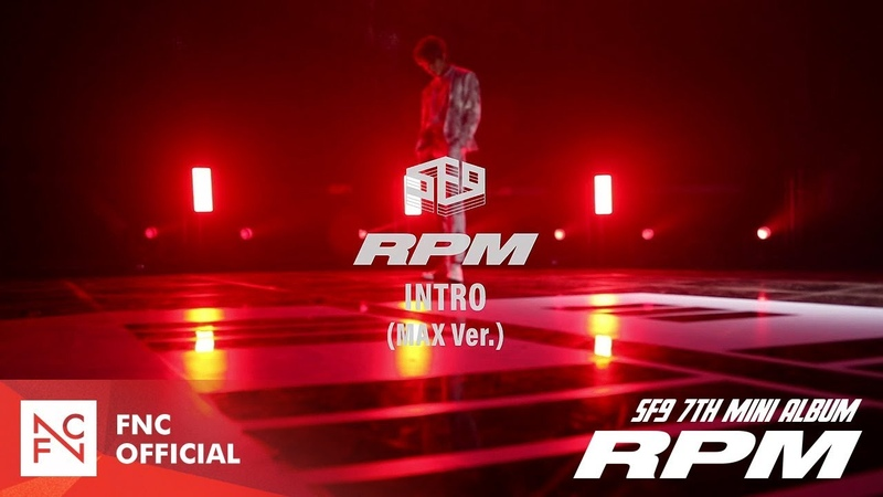SF9 『RPM』 INTRO PERFORMANCE Choreography by YOUNG BIN X TAE YANG X CHA NI
